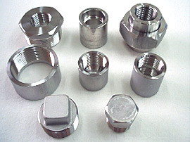 1000Lb Stainless Threaded Fittings
